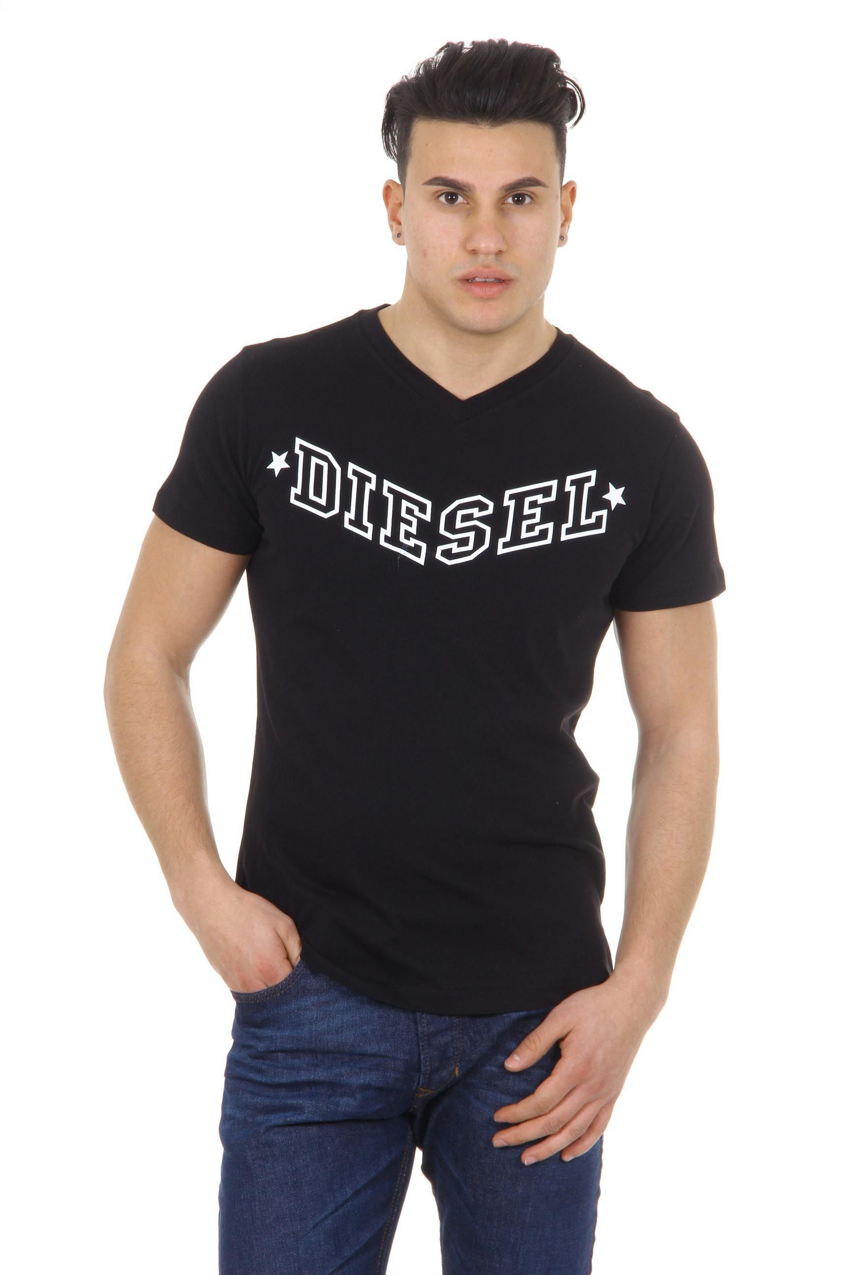 Diesel Mens T-Kritil T-Shirt