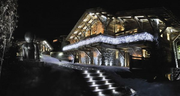 Beautiful A Luxury Resort Rental Just For You: Alpine Chalet Brickell In Megève Awesome Design