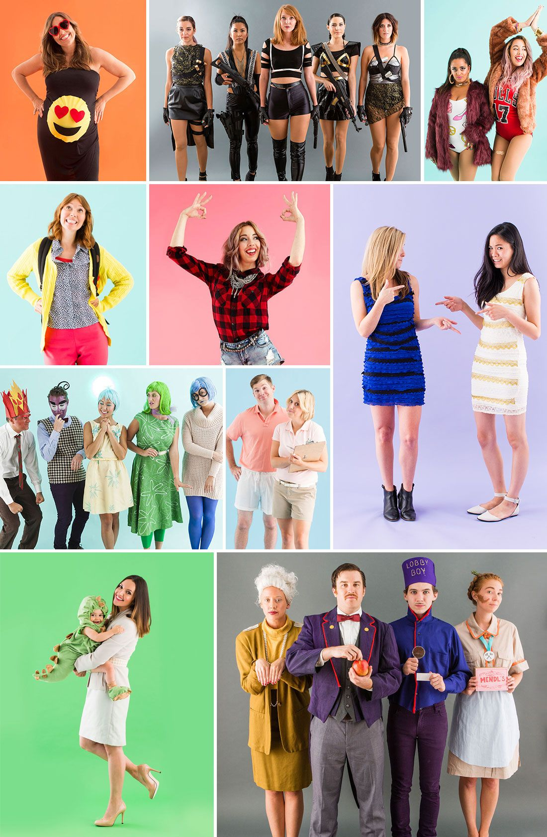 10 diy costumes inspired by pop culture moments of 2015 - Halloween Pop Culture