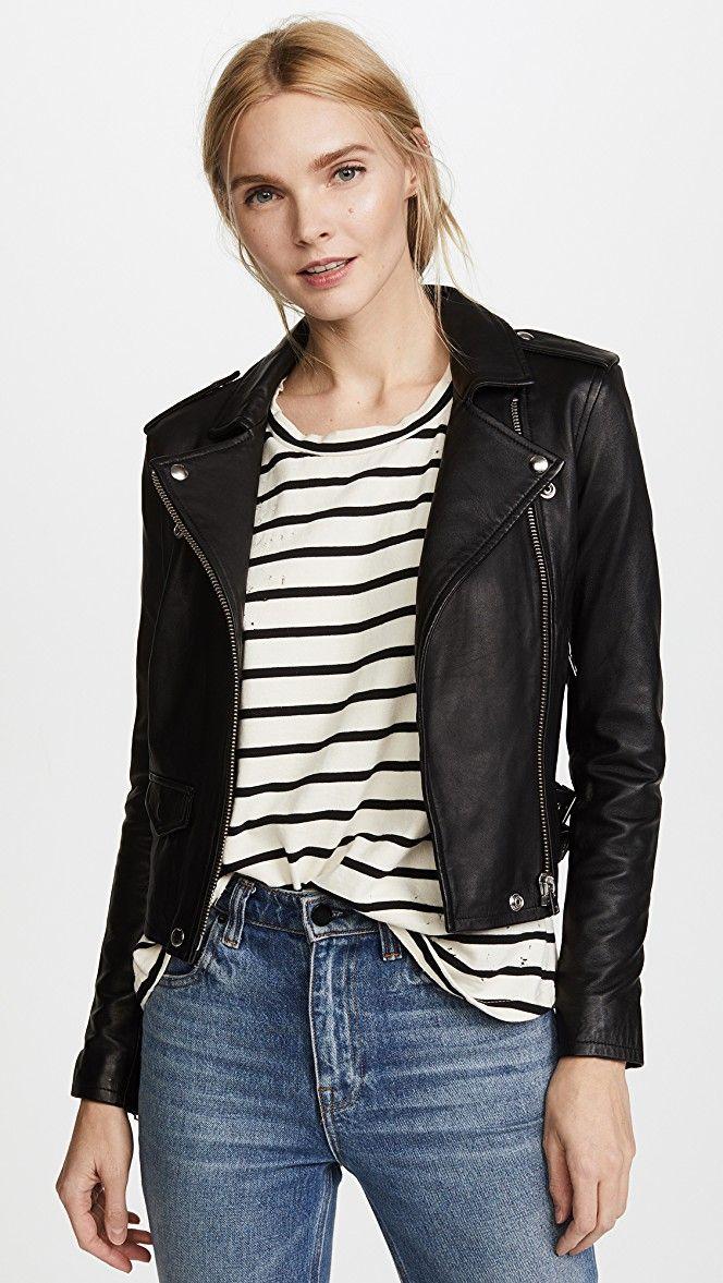 Ashville Leather Jacket Leather jacket, Leather jackets