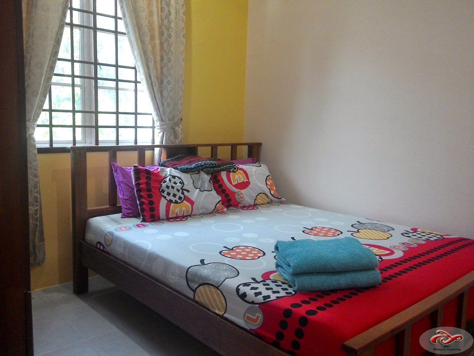 Kemudahan Zarra Homestay Jitra 2 Bilik Tidur Yang Selesa