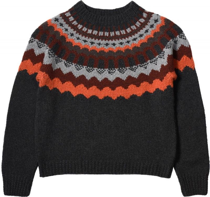 MARGARET HOWELL - FAIRISLE YOKE JUMPER - NEW IN - WOMEN | to wear ...