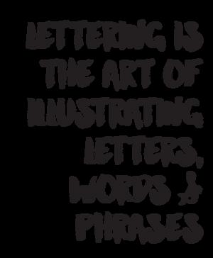 LETTERING TECHNIQUES Hand Lettering E Course