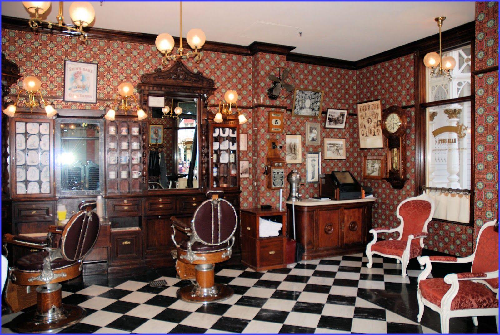 Barbering In Paris Disneyland Paris Disneyland Paris
