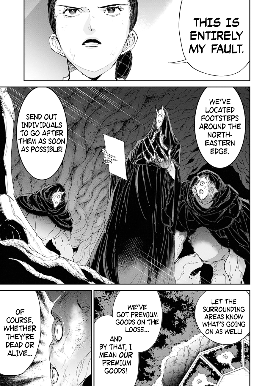 The Promised Neverland 118 Page 17 Manga Stream (With