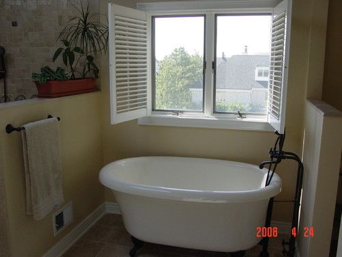 Open Shower Design - traditional - bathroom - newark - Alfano Renovations- Kitchen & Bath Showroom