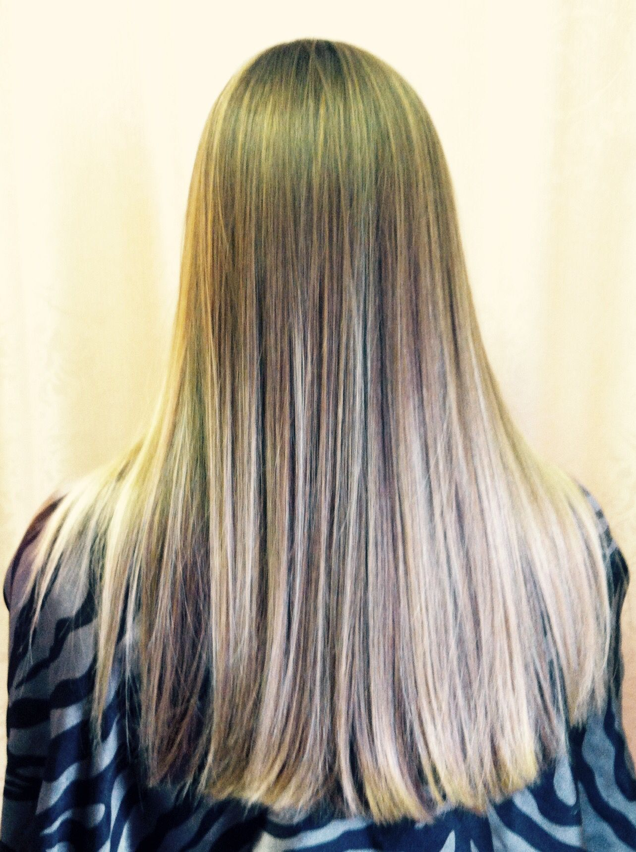 9 0 10 0 30 volume roots to ends highlights over grown out ombre on