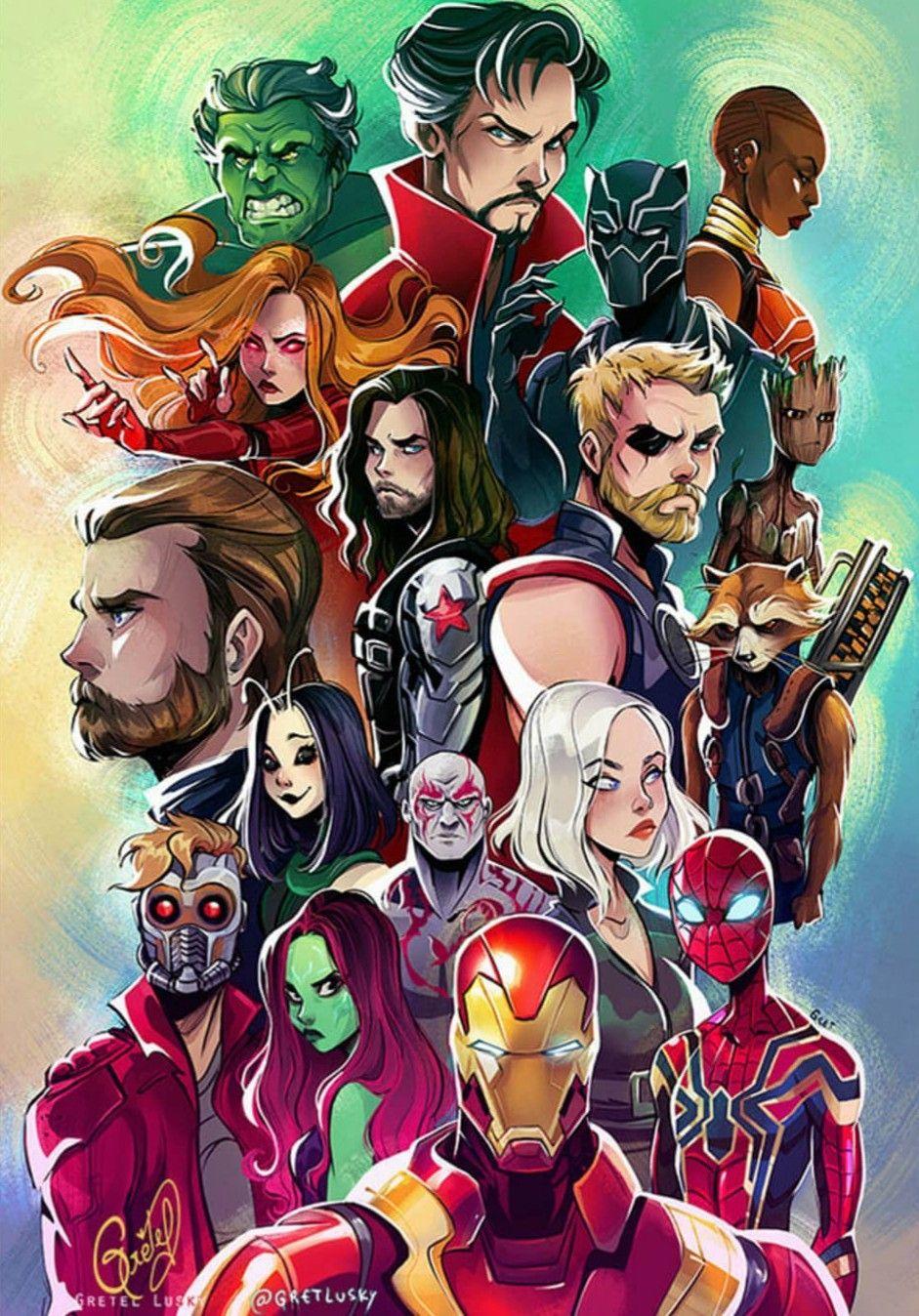 Infinity War Marvel Superheroes Marvel Art Marvel Comics
