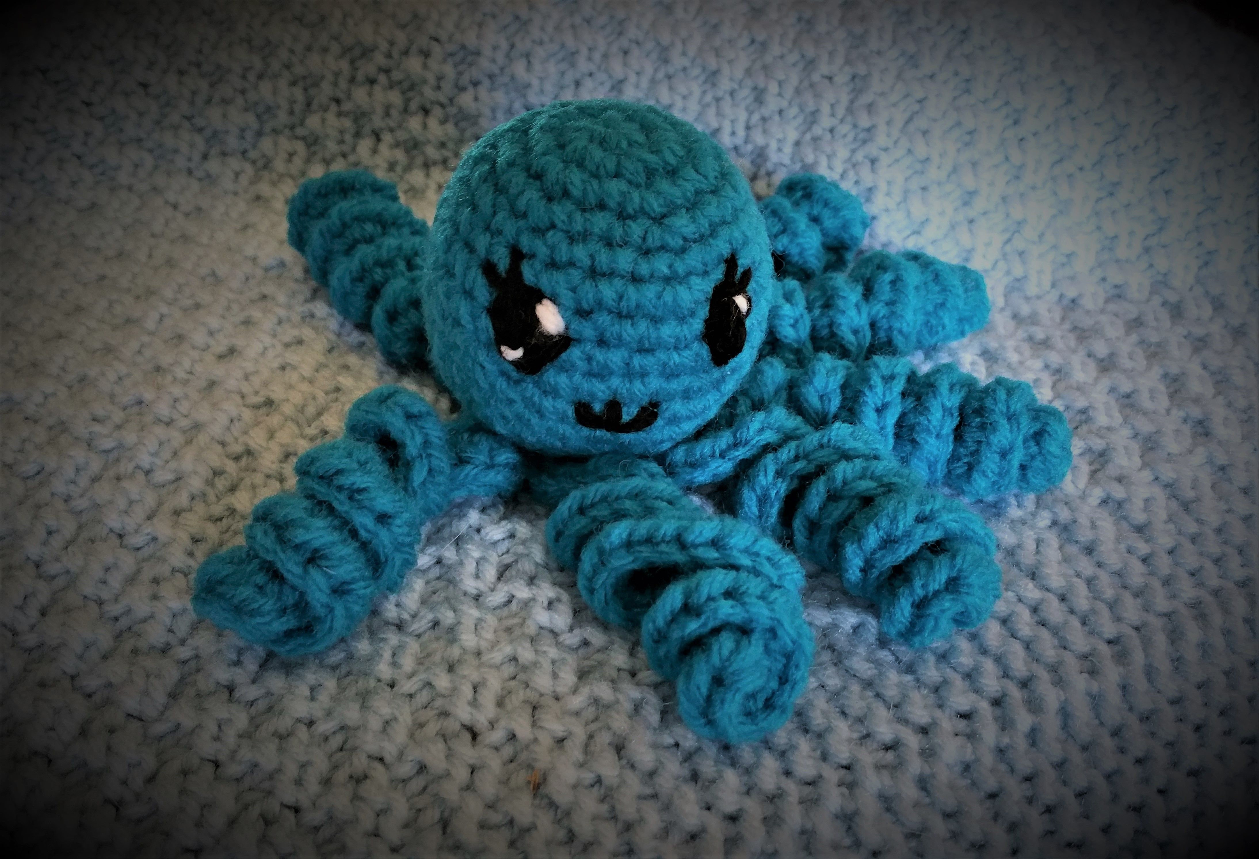 ~Octavia the Octopus~ Price: $3 + S&H