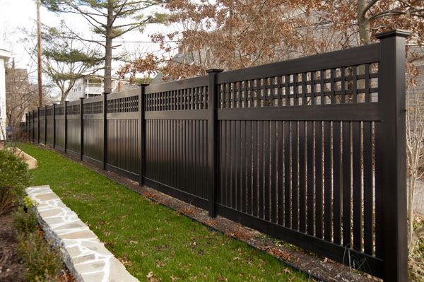 Illusions Pvc Vinyl Fence Photo Gallery Fences Fence