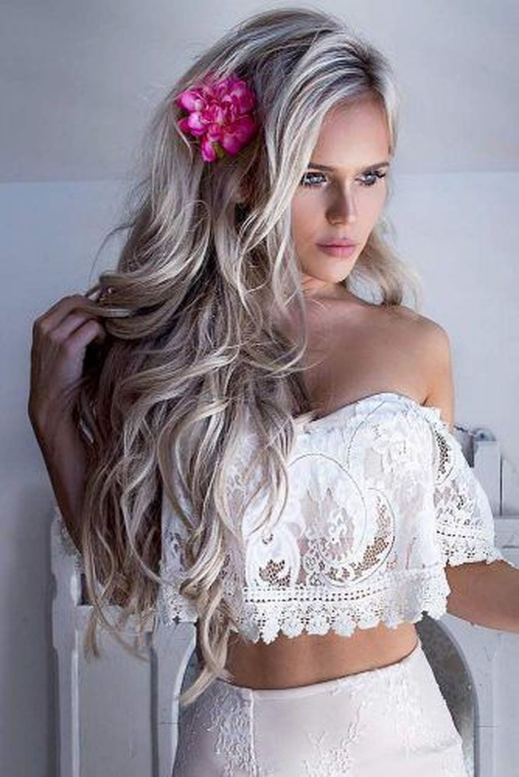 46 Lovely Hairstyle Ideas For Valentines Day Dinner in ...