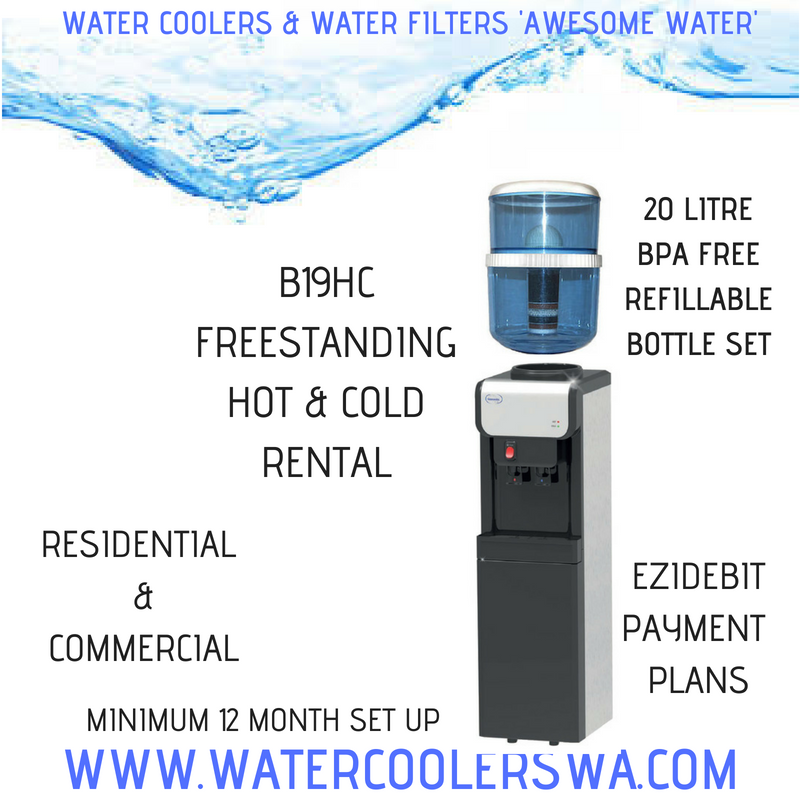 Water Cooler Rental Freestanding B19ch Hot Cold Self Fill Water Coolers Water Rental