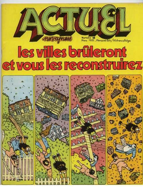 ACTUEL - Mars 1972