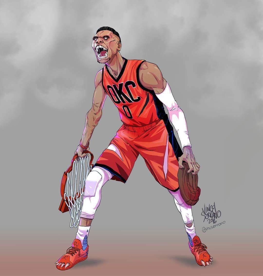 Demon Russell Westbrook