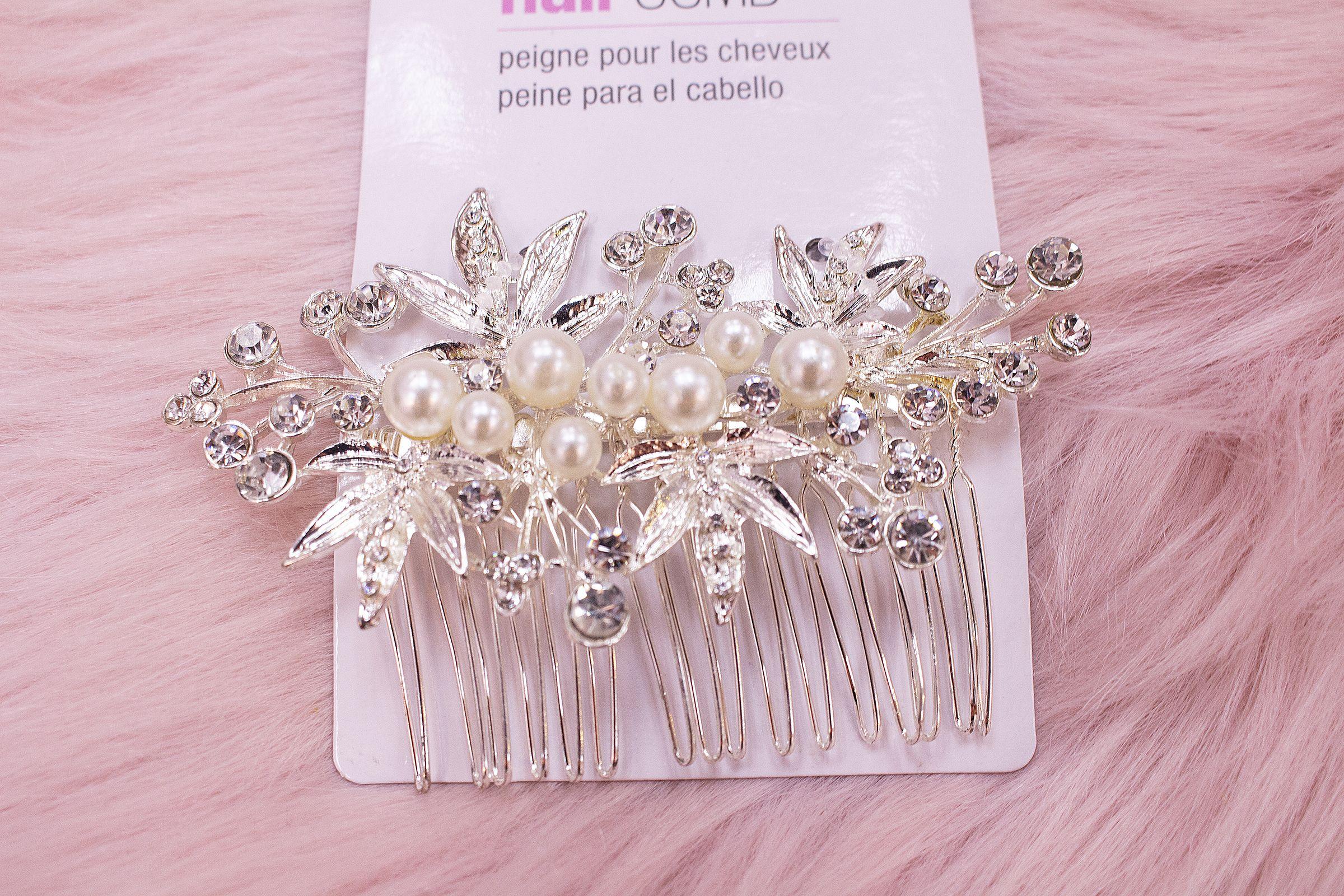 Accessories Hair Haircomb Silver