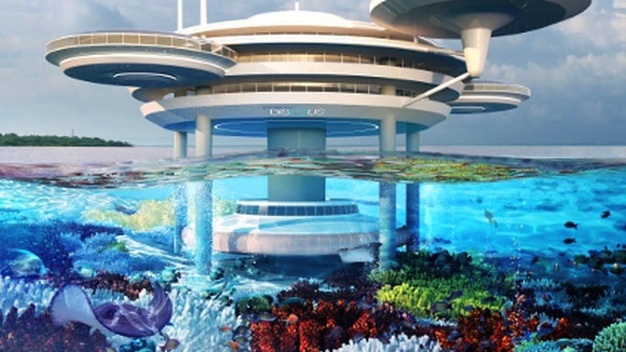 future houses under water - Google Search | Future City ...