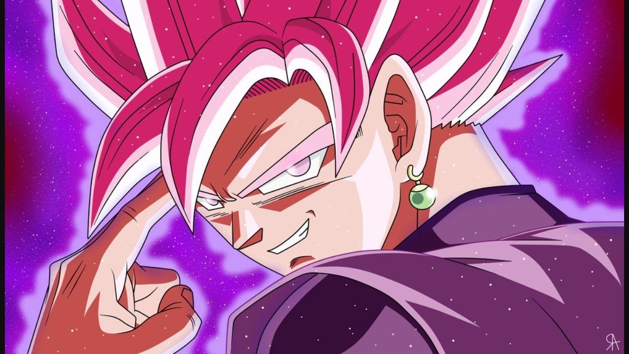 Black Goku Super Saiyan Rose Wallpaper Group 50 Download For Free Super Saiyan Rose Dragon Ball Super Wallpapers Goku Super Saiyan