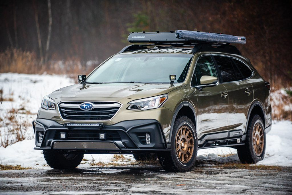 2020 Subaru Outback XT LP Aventure edition in 2020