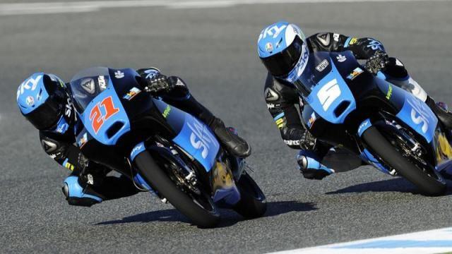 Sky 46vr Racing Team Moto3 Racing Team Racing Motogp