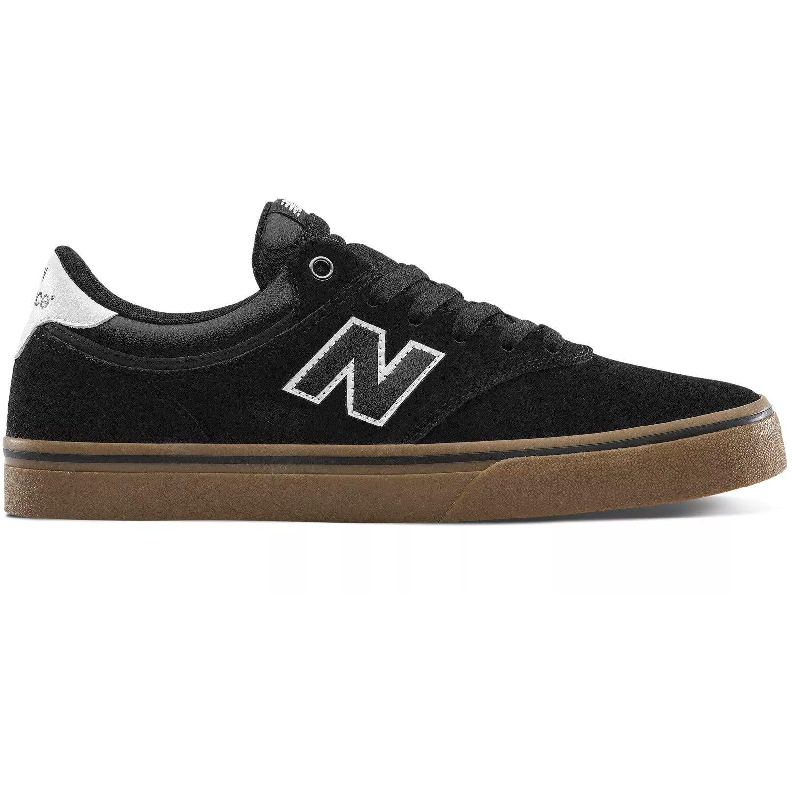 Buy New Balance 255 Skate Shoes - Black