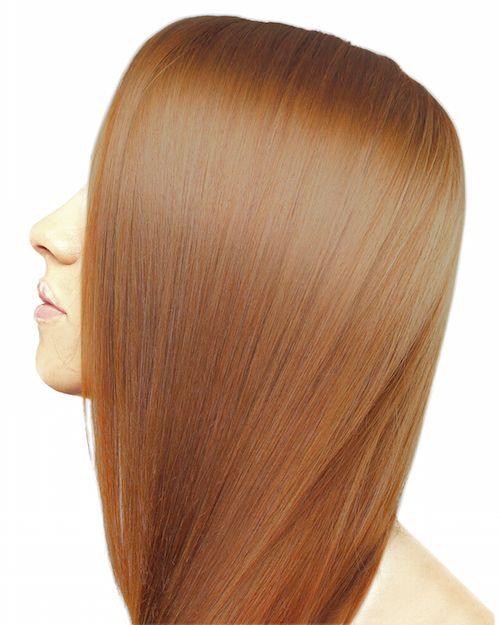 8rc Light Copper Blonde Permanent Creme Hair Color Liquid Hair