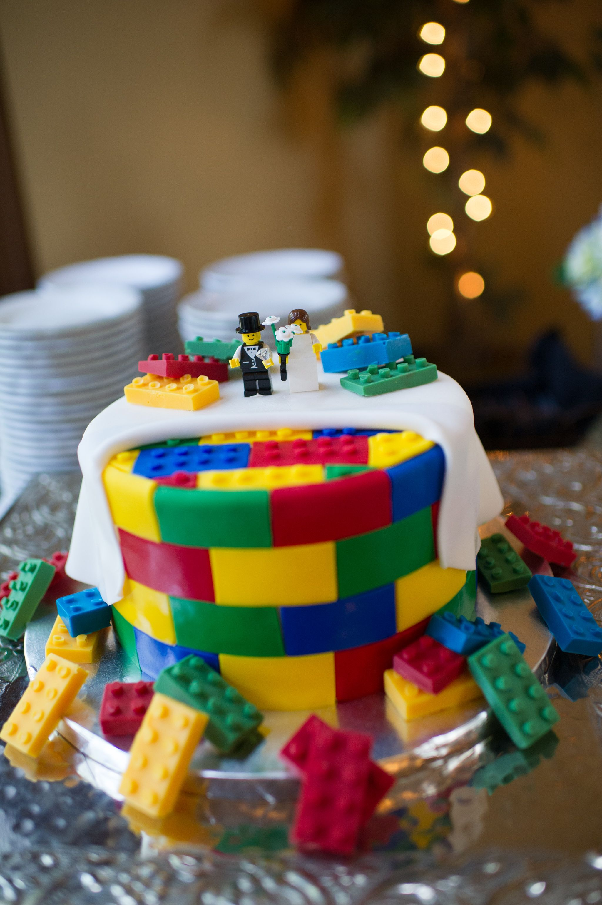 LEGO Grooms Cake So Cool Celebratory Cakes Pinterest Lego - Crazy cake designs lego grooms cake design