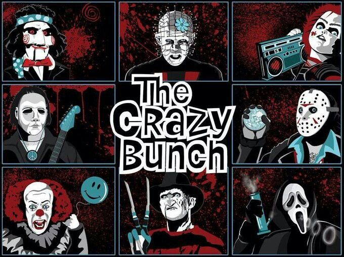 The Crazy Bunch