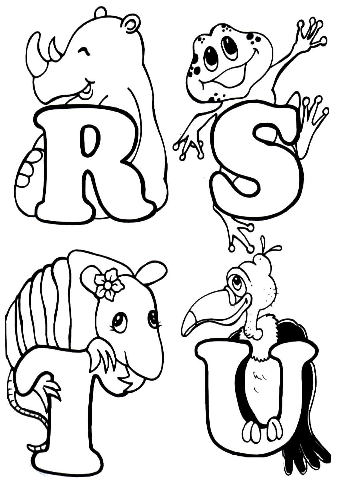 Alfabeto Animais 5 Jpg 1132 1600 Com Imagens Alfabeto Animal