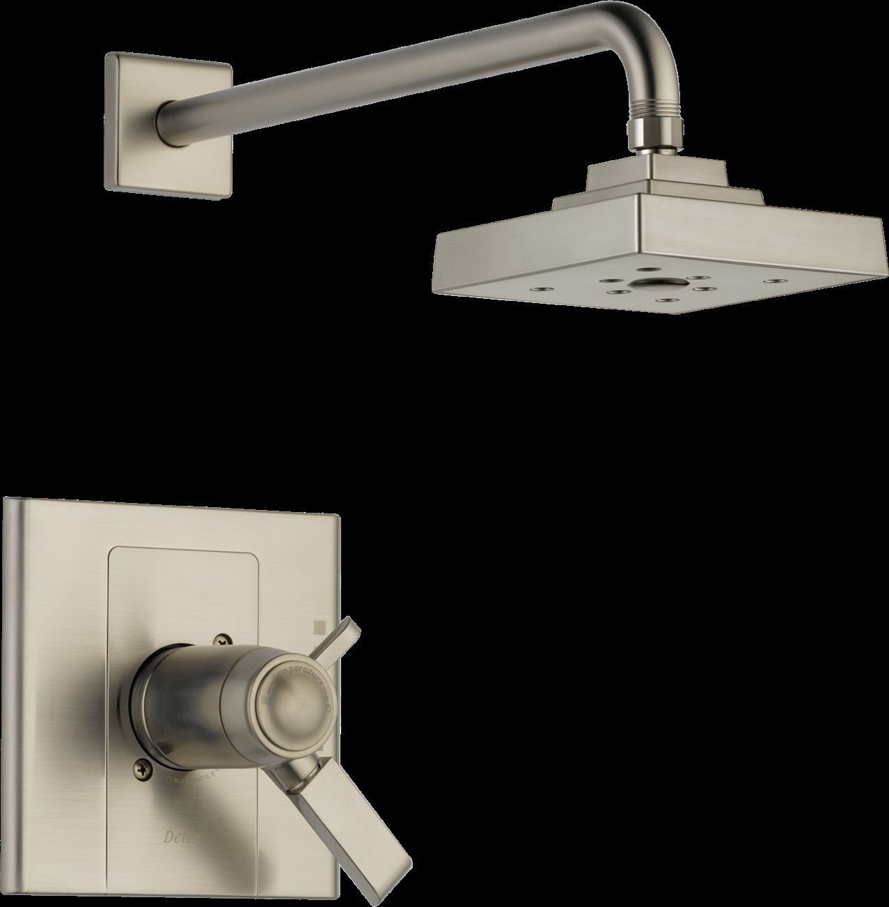 Urban - Arzo Diverter Shower Faucet Trim with Lever Handles and ...