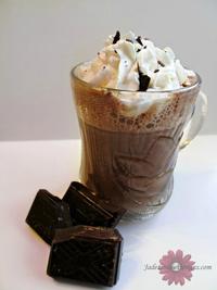 Belgian Hot Chocolate Recipe; Best Homemade Hot Chocolate Recipe | Pasión por la Cocina.....