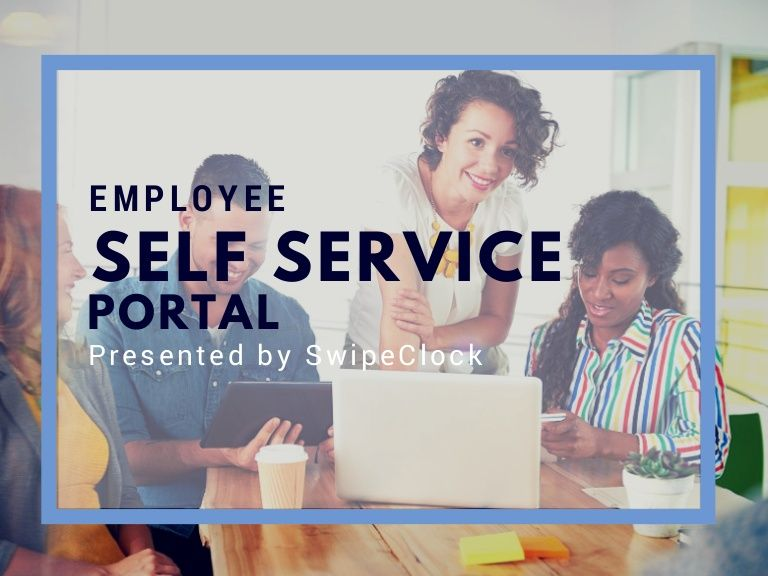 The Employee Self Service Portal provides a way for HR and
