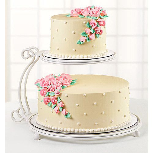 2 Tier Wedding Cake Stand Wedding And Bridal Inspiration Wedding Cake Stands Tiered Wedding Cake Wooden Wedding Cake Stand