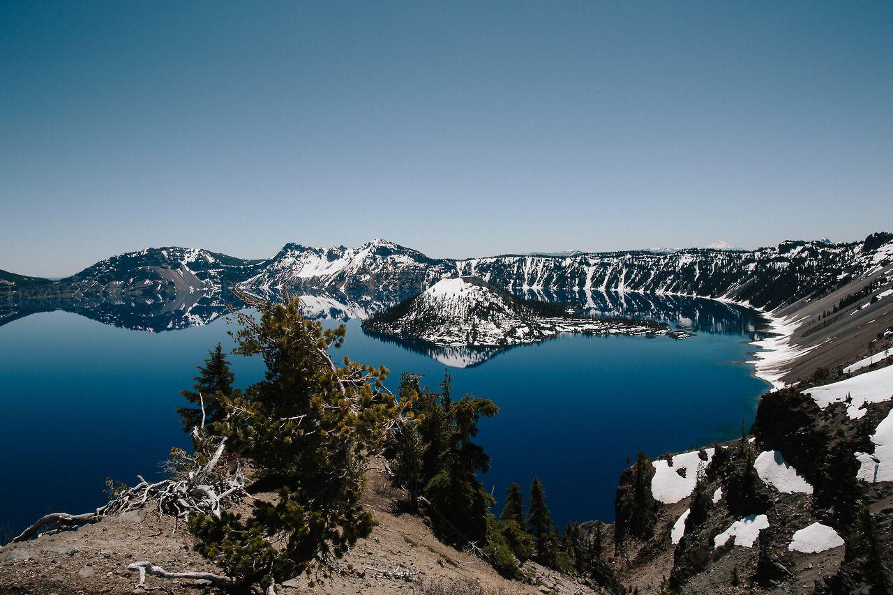 Crater Lake  Oregon #craterlakeoregon