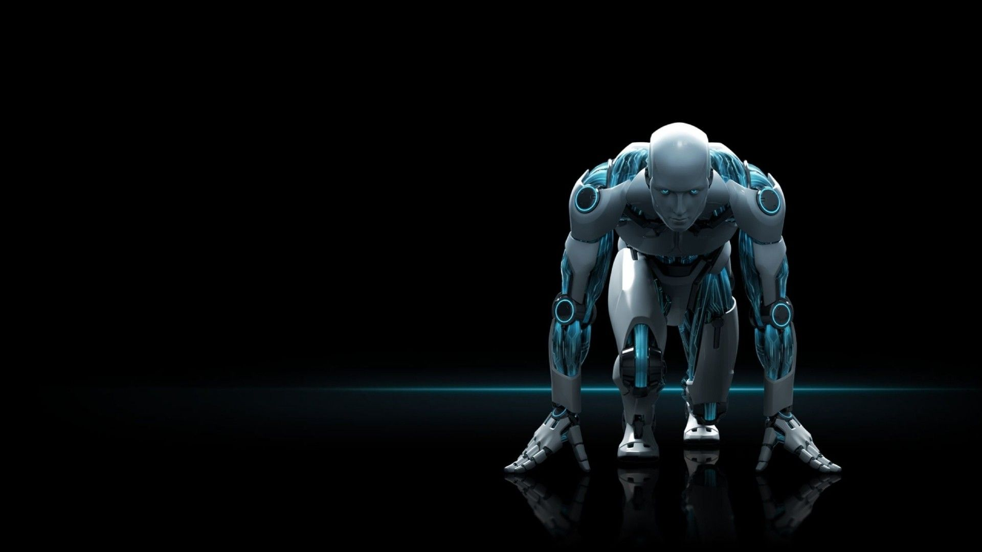 fitness-eset-security-dark-hd-computers-106799 | Robots, Cyborgs and Androids | Pinterest ...