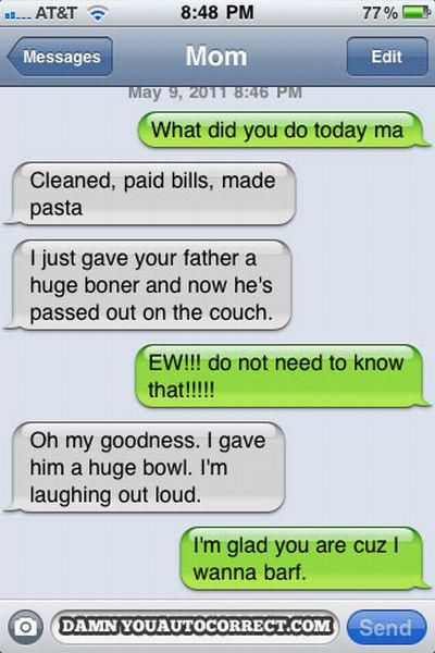 Text Fails That Prove Parenting And Texting Don't Mix   YourTango