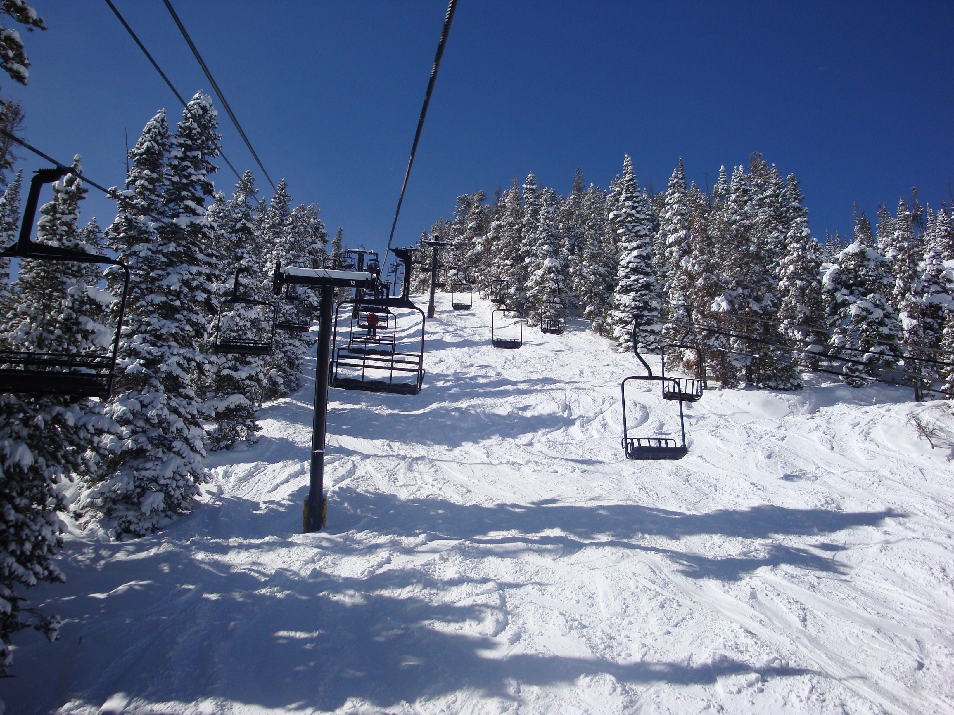 eldora ski area is just 30 minutes from boulder! no i-70 traffic and