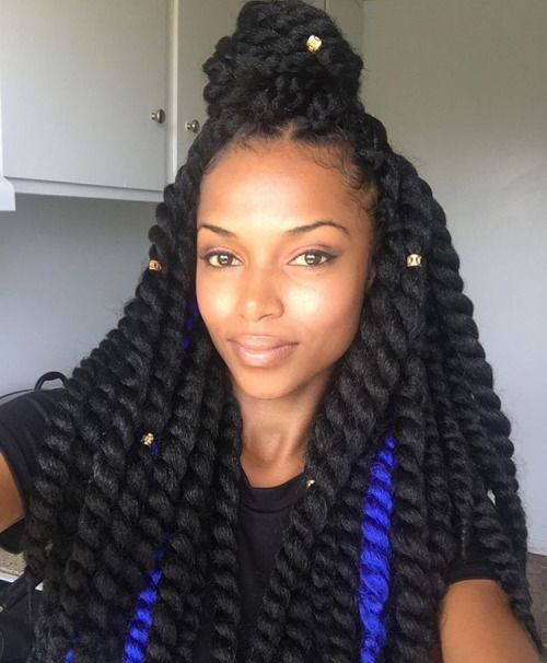 Crochet Hair Tumblr Havana Twist Hairstyles Twist Hairstyles Senegalese Twist Hairstyles