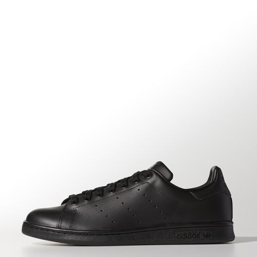 adidas noir stan smith