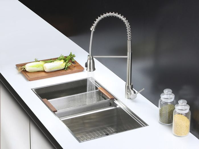 roma 33   x 19   undermount double bowl kitchen sink roma 33   x 19   undermount double bowl kitchen sink   kitchen      rh   pinterest com