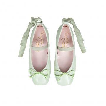 zapatos-para-niña - Bonnet à Pompon