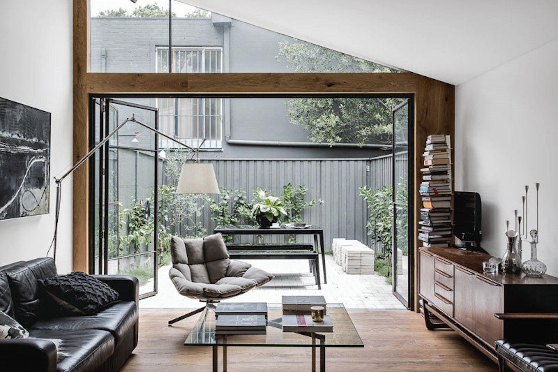 Adrian Amore Architects | Paddington Terrace | Est Living | Live ...
