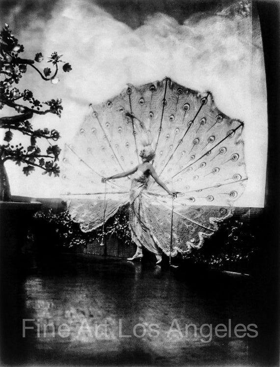 Drucilla Strain, Ziegfeld Follies Girl, C 1928 Vintage