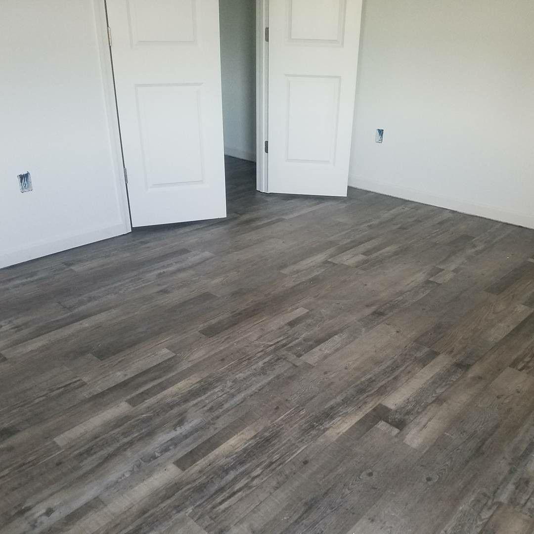 Grey Floor Galore Grey Flooring Lvp Flooring House Flooring