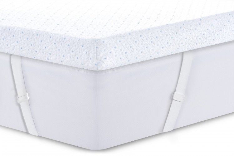 Queen Size 3 Gel Memory Foam Mattress Topper Cover For Adjustable Bed Frame Kit Memory Foam Mattress Adjustable Beds Foam Mattress