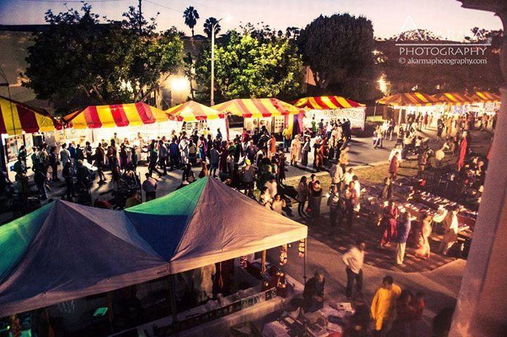 Huge Janmastami celebration in Los Angeles (Album with photos) See them here: https://goo.gl/YJtgeB