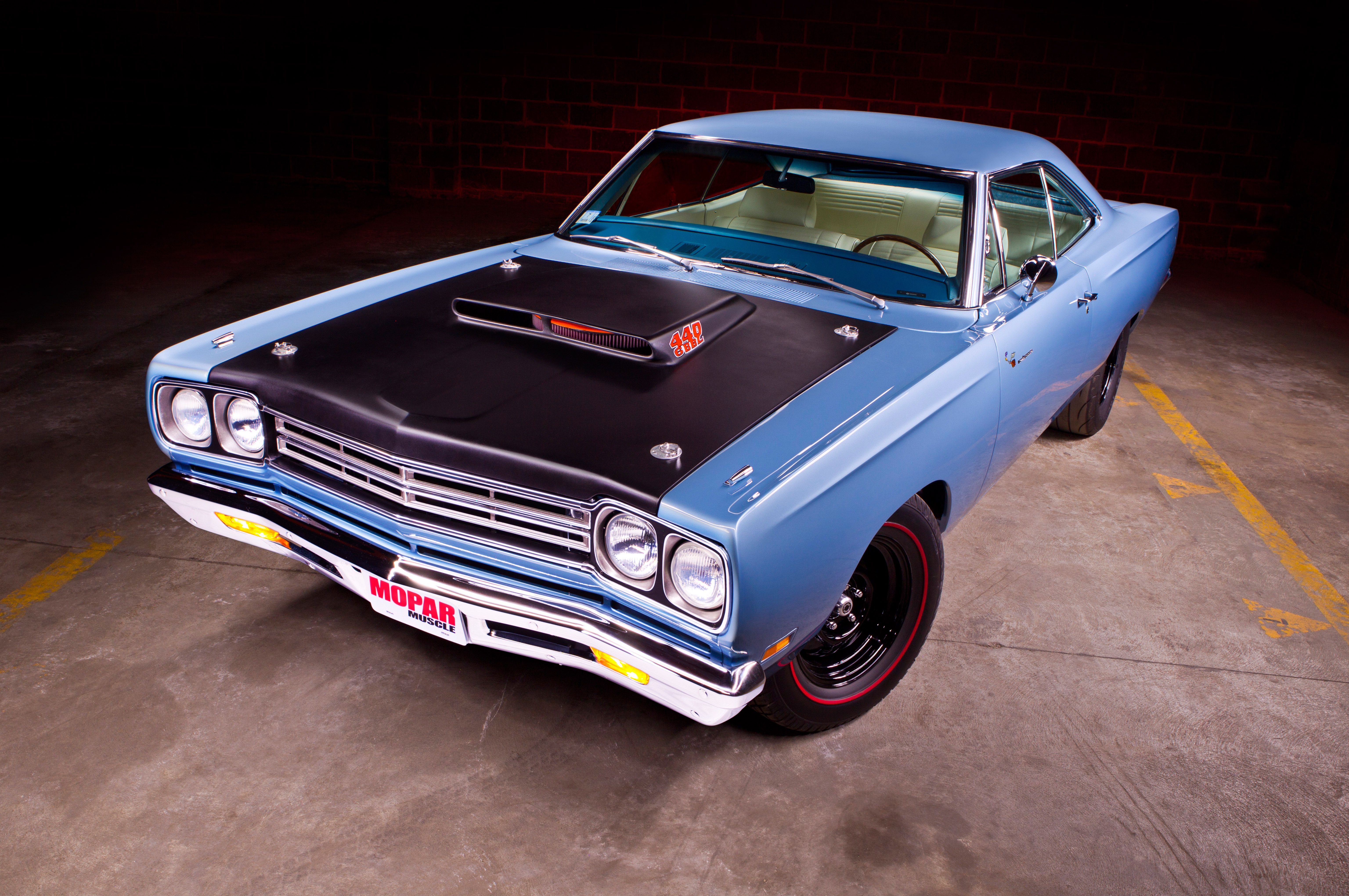 Modern Day 1969 Plymouth Road Runner Hot Rod Network