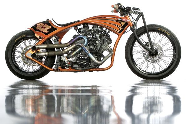 """Darla"" by Jesse Rooke Customs http://racingcafe.blogspot.it/2013/05/darla-by-jesse-rooke-customs.html"