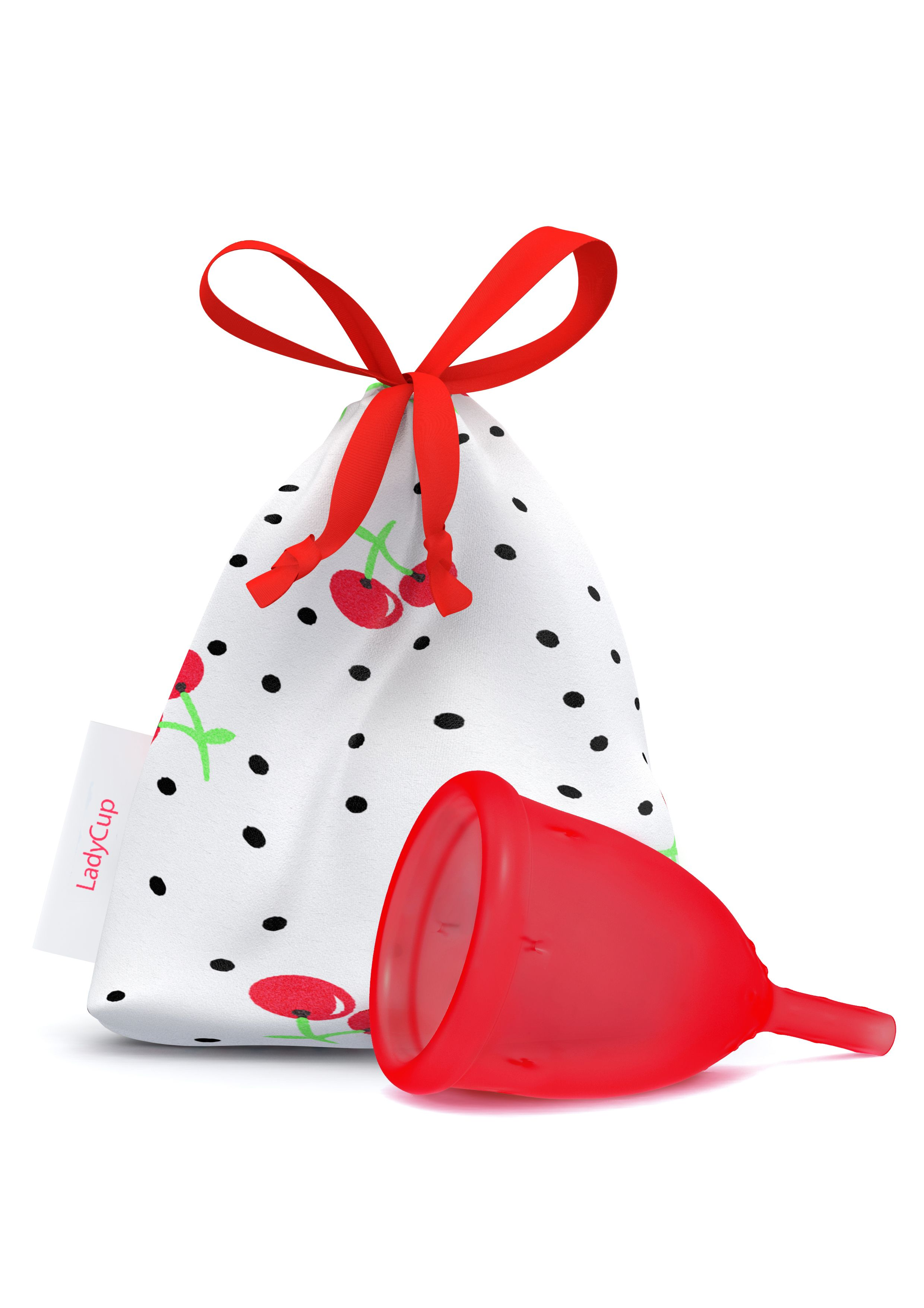 875de98a73 Wild Cherry LadyCup | LadyCup | Menstrual cup, Menstrual cycle a Fruit