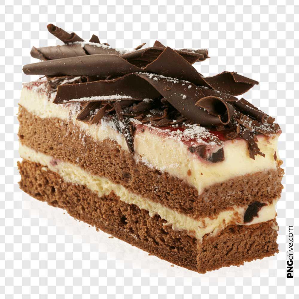 Sliced Chocolate Cake Piece Png Image Dark Chocolate Cakes Cake Chocolate Cake