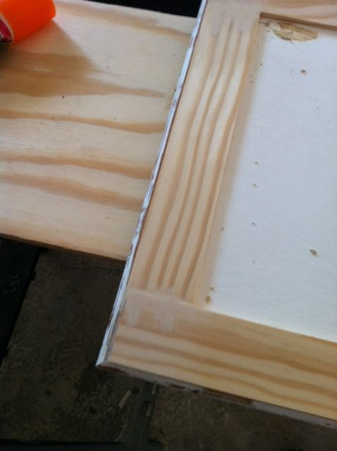 Fabulous Add Pine Lattice Trim To Flat Front Kitchen Cabinet Doors Download Free Architecture Designs Oxytwazosbritishbridgeorg